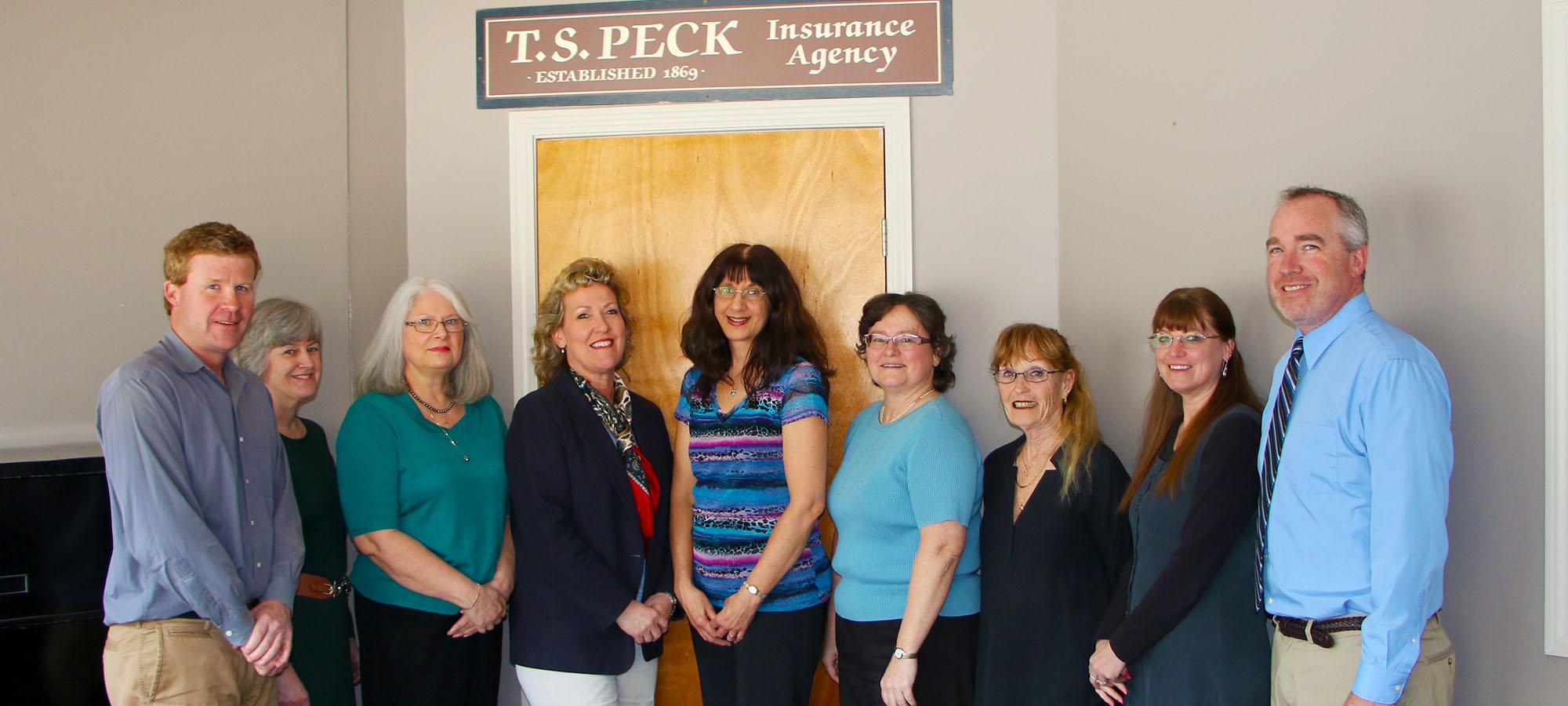 T.S. Peck Insurance Team